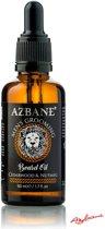 Azbane Cedarwood & Nutmeg baardolie (50 ml)