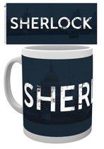 Sherlock Logo - Mok