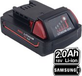 Milwaukee M18 B2 Li-ion 2.0Ah/18V Plus.Parts Accu (36Wh)