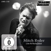 Mitch Ryder - Live At..