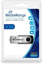 MediaRange MR907 - USB-stick - 4 GB