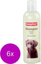 Beaphar Shampoo Puppy - Hondenvachtverzorging - 6 x 250 ml