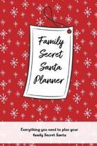 Family Secret Santa Planner