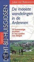 De mooiste wandelingen in de Ardennen