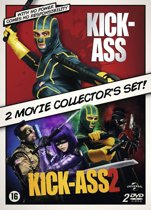 Kick-Ass - 1 & 2 Boxset