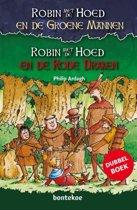 Piraatjes - Robin-met-de-hoed en de groene mannen ; Robin-met-de-hoed en de rode draken AVI M5/E5