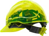 Veiligheidshelm Transparant Geel - PV60