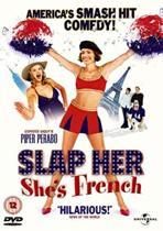 Slap Her She's French (dvd)