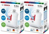 Bosch Stofzuigerzakken Type G All - 8 stuks - BBZ41FGALL