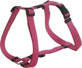Rogz For Dogs Lumberjack Hondentuig - 25 mm x 60-101 cm - Roze