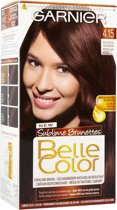 Garnier Belle Color Haarverf - 4.15 Bruin