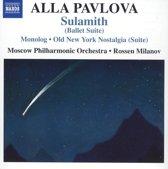Pavlova: Monolog / The Old New