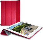 PURO Apple iPad2/New Apple iPad Stand Up Eco Leather Booklet Zeta - Roze with Magnet