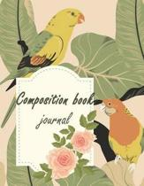 Composition Book Journal