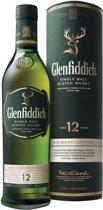 Glenfiddich, 12 Y - 35 cl