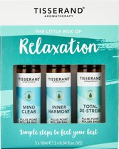 Tisserand The Little Box of Relaxation 3x10ml