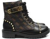 Guess FL8HHAFLA10 boots - zwart
