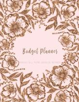 Budget Planner Monthly Bill Paying Organizer Notebook