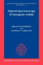Optical Spectroscopy of Inorganic Solids
