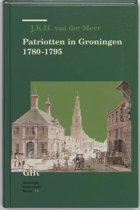 Groninger historische reeks 14 - Patriotten in Groningen 1780-1795