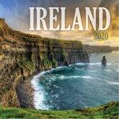Kalender 2020 Ierland (30,5 x 30,5)