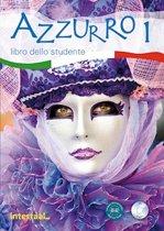 Azzurro 1 libro dello studente + CD audio