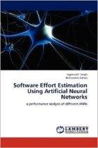 Software Effort Estimation Using Artificial Neural Networks