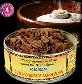 Wierookhars Cinnamon-Orange
