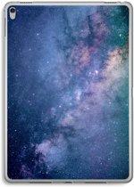 iPad Pro 9,7 inch Transparant Hoesje (Soft) - Nebula