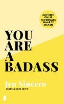 Boekomslag van 'You are a badass'