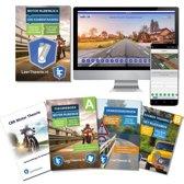 Theorieboek Motor Rijbewijs A 2020 / Motor USB - Motor Theorieboek - Motor Theorie Samenvatting - Verkeerborden overzicht - Praktijk informatie