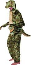 Krokodil pak kostuum Maat 54