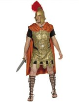 """Gladiatorkostuum voor mannen - Verkleedkleding - One size (M/L)"