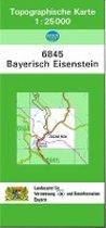 Bayerisch Eisenstein 1 : 25 000