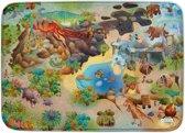 Speelkleed dinosaurus 100x150cm