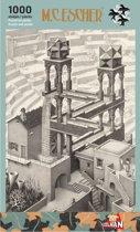 Waterval - M.C. Escher (1000)