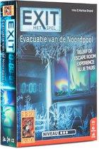 EXIT Evacuatie van de Noordpool  - Escape Room - Bordspel
