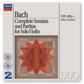 Bach: Complete Sonatas & Partitas for Solo Violin / Grumiaux