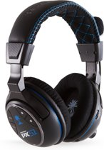 Turtle Beach Ear Force PX51 Wireless 5.1 Virtueel  Surround Gaming Headset - Zwart (PS3 + PS4 + Xbox 360 + Mobile)