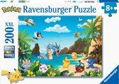 Afbeelding van Ravensburger puzzel Pokémon - legpuzzel - 200 stukjes speelgoed