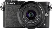 Panasonic LUMIX DMC-GM1 + 12-32mm - Systeemcamera - Zwart