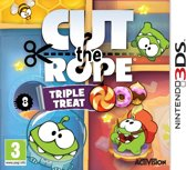 Cut The Rope: Triple Treat - 2DS + 3DS