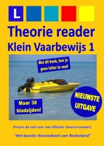 Theorie Reader VAARBEWIJS (KVB1) - leerboek klein vaarbewijs 1 - examengericht leren!
