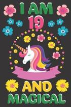 I Am 19 And Magical