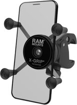 RAM Mount X-Grip® Phone Mount met Low-Profile RAM® Tough-Claw™