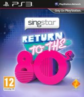 Singstar: Return To The 80's