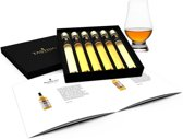 Tasting Collection Scotch Whisky Proeverij - 6.4 - 6 Tubes in Luxe Doos