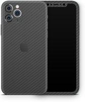 iPhone 11 Pro Skin Carbon Grijs