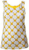 Pokemon - Allover print ladies tanktop - M