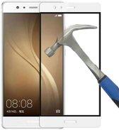 Teleplus Huawei P9 Lite 3D Full Close Glass Screen Protector White